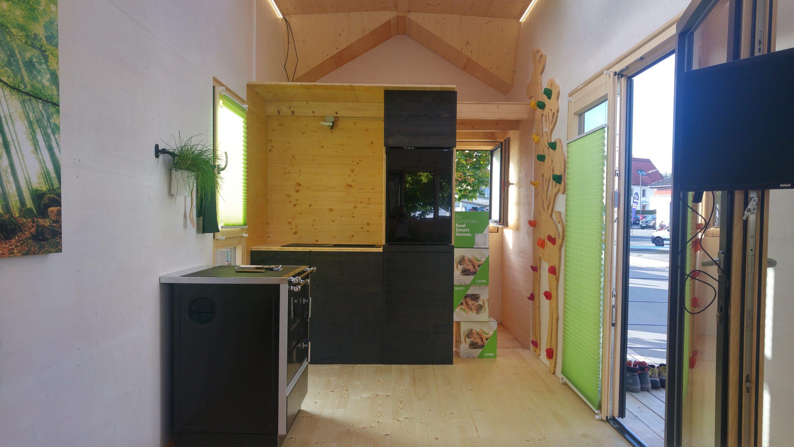 Tiny Musterhaus Küche